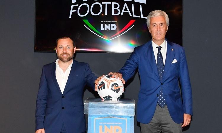 GTZ presenta il nuovo pallone ufficiale LND: Nike Academy Pro Team